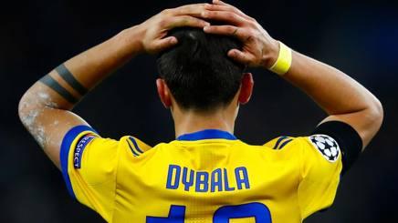 Paulo Dybala, stella della Juve. Getty