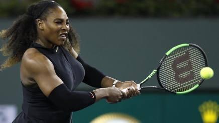 Serena Williams, 36 anni EPA