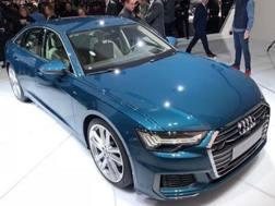 L'Audi A6