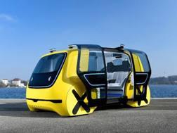 Il concept Sedric di Volkswagen