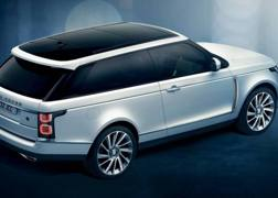 La Range Rover SV Coupé