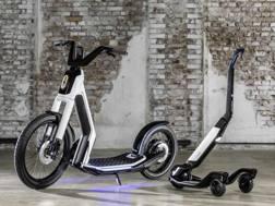 Gli scooter Vw: i concept Streetmate e il Cityskater