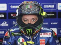 Valentino Rossi, 39 anni. Epa