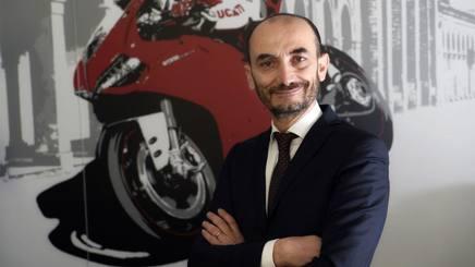 Il Ceo di Ducati Claudio Domenicali