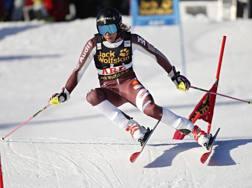 Frida Hansdotter fra i protagonisti della Svezia nel Team Event. Getty