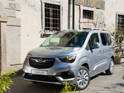 L'Opel Combo Life