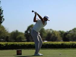 Tiger Woods, 42 anni, 14 Slam vinti AFP