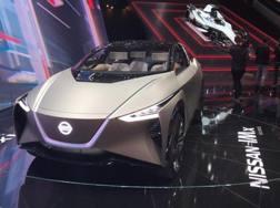 Il concept elettrico Nissan IMx Kuro