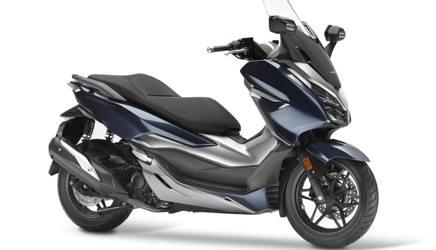 Il nuovo Honda Forza 300