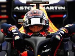 Max Verstappen, 20 anni, tre vittorie in Formula 1. Getty