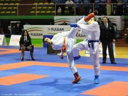 Rosario Ruggiero ai Campionati Italiani