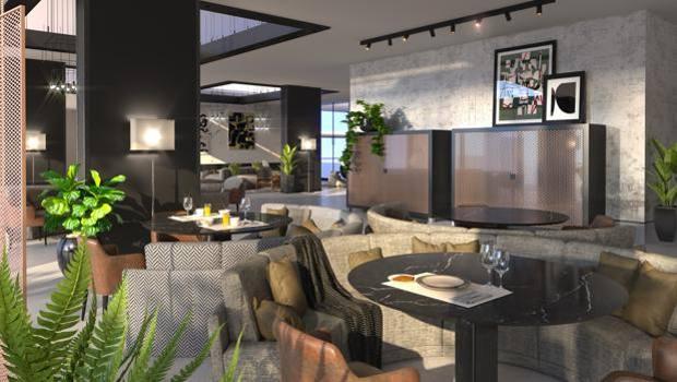 Juventus arriva il j hotel il primo albergo for Quattro stelle arredamenti surbo