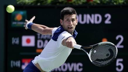 Nole Djokovic, 30 anni. Epa