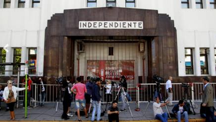 La sede del club ad Avellaneda