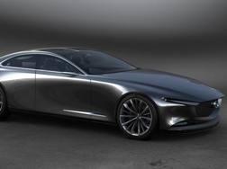 Le linee della Mazda Vision Concept