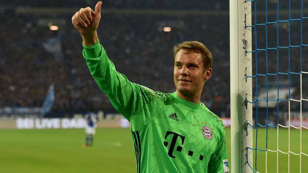 Manuel Neuer, 31 anni, è al Bayern Monaco dal 2011. Afp