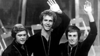 Il podio dei tuffi di Monaco 1972: Richard Anthony Rydze, argento, Klaus Di Biasi, oro, e Giorgio Cagnotto, bronzo
