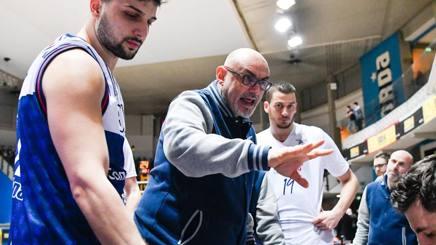 Matteo Boniciolli, 55 anni CIAMILLO