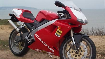 La Cagiva Mito, una delle moto simbolo del brand Anni '80