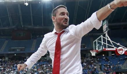 Gianmarco Pozzecco, 45 anni, ha giocato alla Fortitudo dal 2002 al 2005. IPP