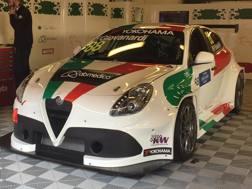 L'Alfa Romeo Giulietta di Giovanardi