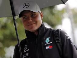 Valtteri Bottas, 28 anni, secondo anno alla Mercedes. Lapresse