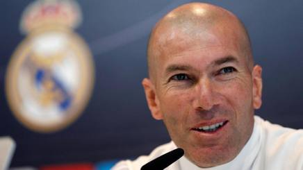 Zinedine Zidane, 45 anni.