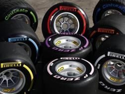 Le Pirelli per la Formula 1