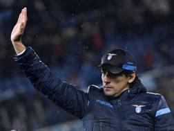Simone Inzaghi, 42 anni domani. Afp
