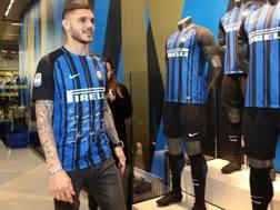 L'attaccante dell'Inter Mauro Icardi, 25 anni. Getty