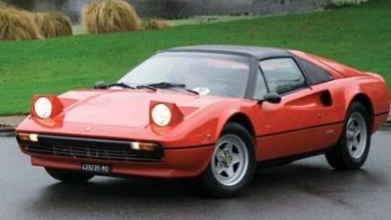 La Ferrari 308 GTS
