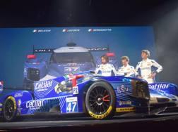 La Cetilar Villorba Corse Dallara per Le Mans