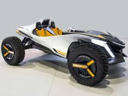 Hyundai Kite, avveniristica dune buggy a due posti