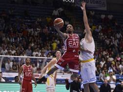 Jordan Theodore, 28 anni, play di Milano CIAM