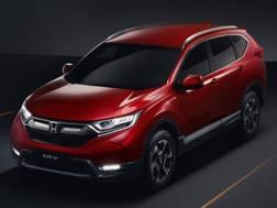 La nuova Honda CR-V 2018