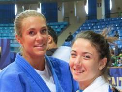 Melora Rosetta e Giulia Caggiano