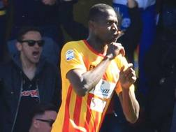 Cheick Diabaté, 29 anni. Afp