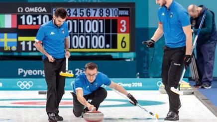 Gli azzurri del curling. IPP