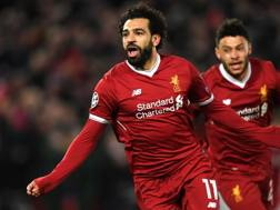 Mohamed Salah , 25 anni. Getty Images