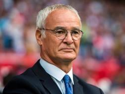 Claudio Ranieri, 66 anni. AFP