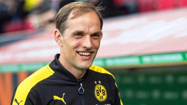 Thomas Tuchel, viitorul antrenor de la PSG. Germanul va semna pe doi ani