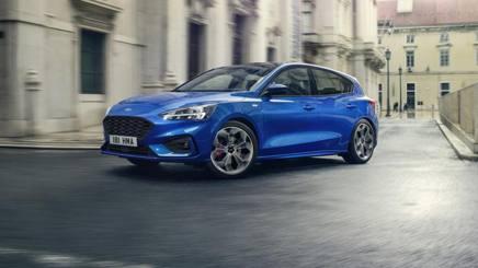 La nuova Ford Focus