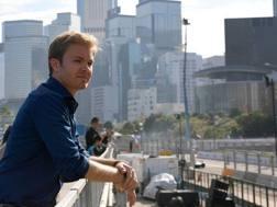 Nico Rosberg spettatore, azionista e collaudatore della Formula E