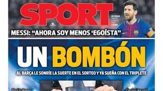L'esultanza spagnola al sorteggio