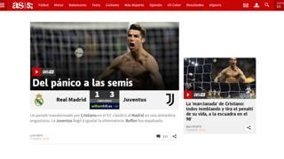 Il Real Madrid sui media spagnoli