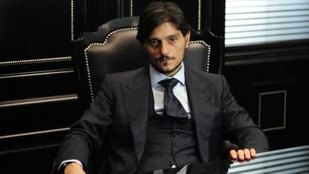 Dimitris Giannakopoulos, 44 anni, proprietario del Panathinaikos