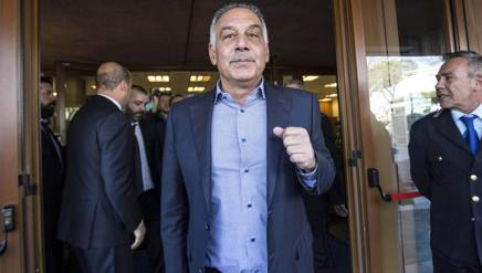 Il presidente della Roma James Pallotta. LaPresse