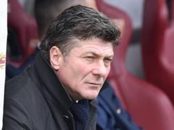Walter Mazzarri, 56 anni, allenatore del Torino. Ansa