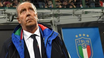 Giam Piero Ventura, 70 anni, ex C.t. della Nazionale. Ansa