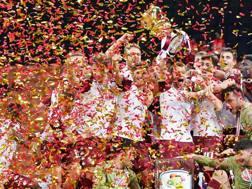 I granata alzano la Coppa Italia Primavera. Lapresse